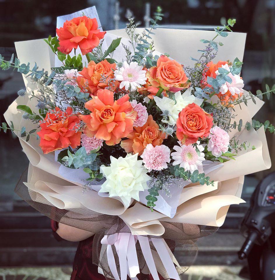Tiệm hoa tươi Gò Dầu